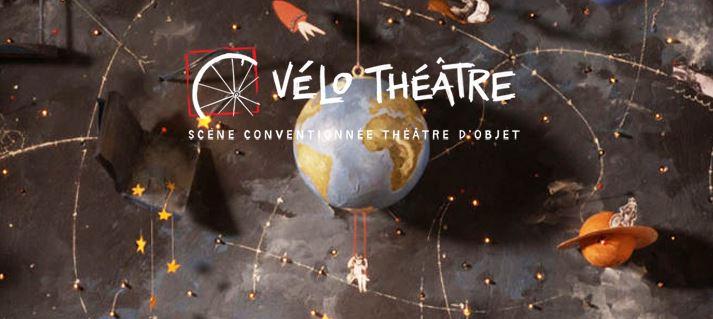 Compagnie Vélo Théâtre en représentations scolaires